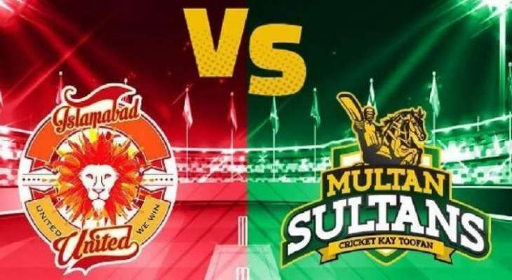 Islamabad United vs Multan
