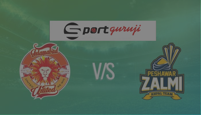 Islamabad United vs Peshawar Zalmi, 20th