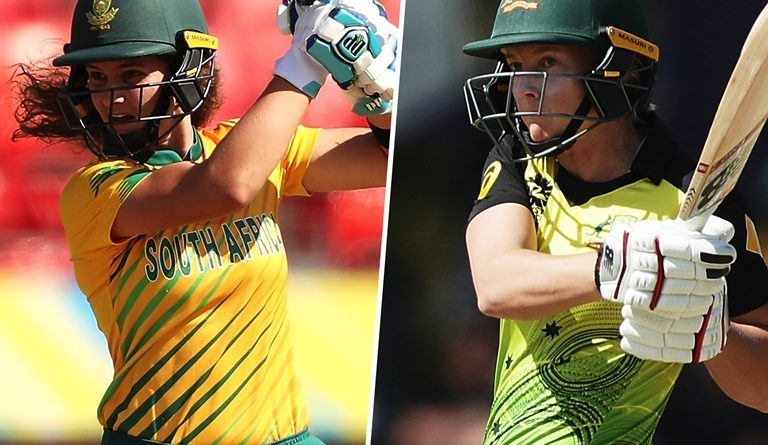 South Africa Women vs Australia Women
